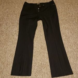Galliano black pants